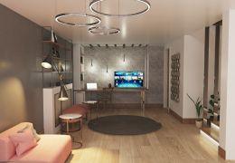 H.Ş. Evi Salon 2