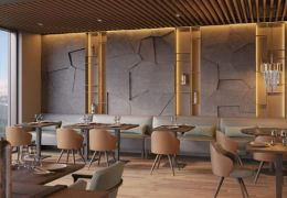 AF Restoran Tasarımı