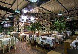 Güzelyalı Restoran Tasarımı