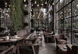BC Restoran Tasarımı